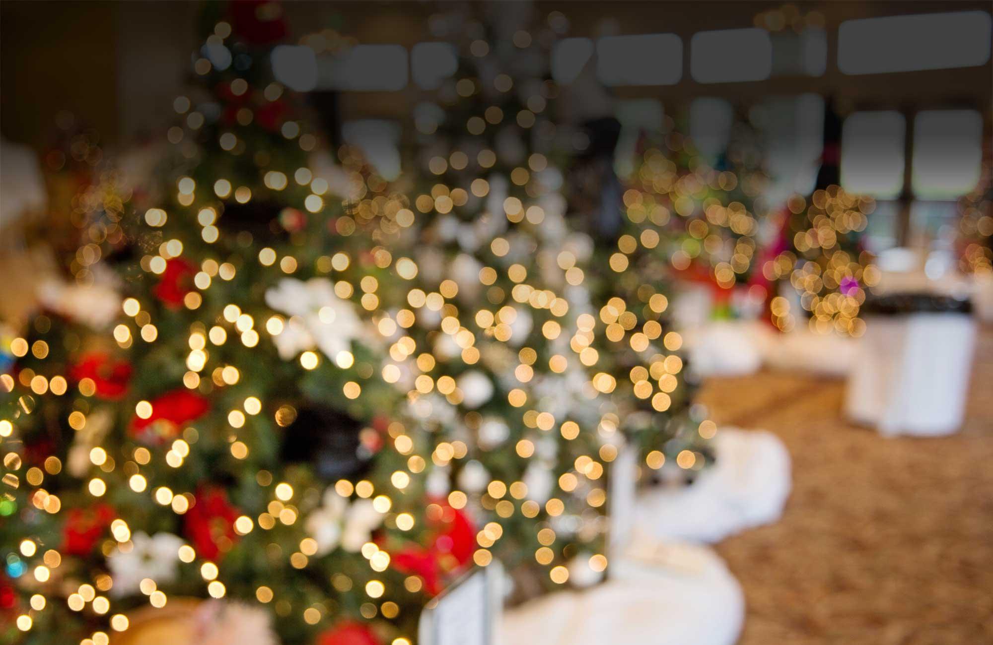 Décoration Noël pour Centres Commerciaux et Galeries Marchandes