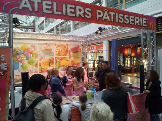 Atelier Pâtisserie Centre Commercial