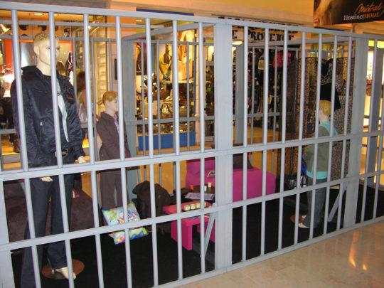 Décor Mode Exposition Prêt-à-Porter Centre Commercial