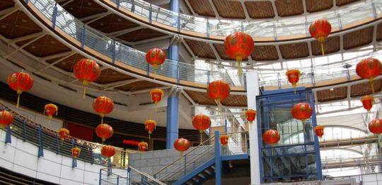 DécorCentre Centre Commercial Nouvel-an Chinois