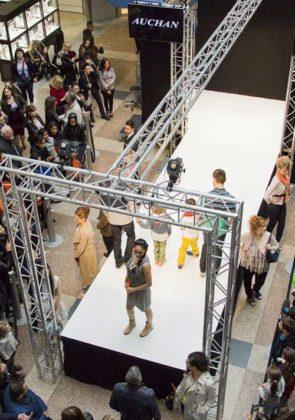 Défilé de mode Centre Commercial