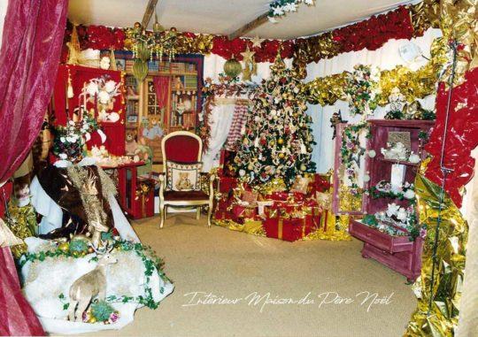 Intérieur Maison du Père-Noël