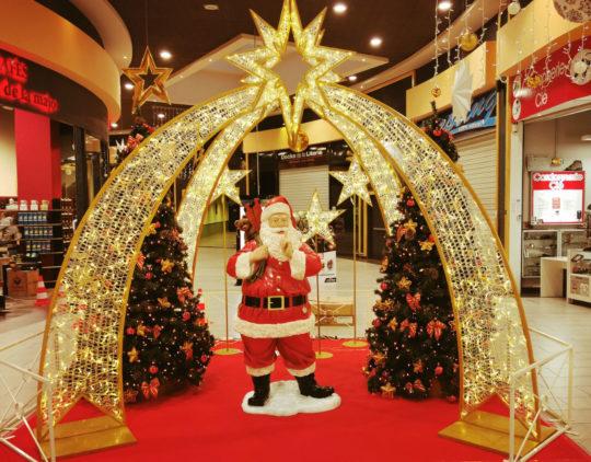 Père Noël Spécial Covid